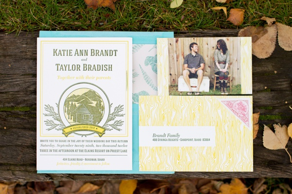KATIE + TAYLOR by Olive-Route , via Behance