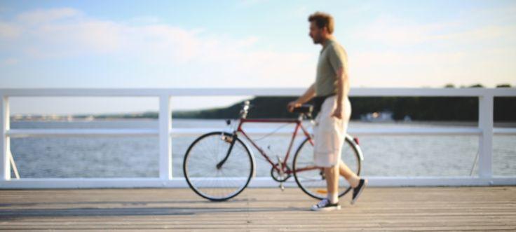 Spacery i jazda na rowerze czynią ludzi mądrzejszymi