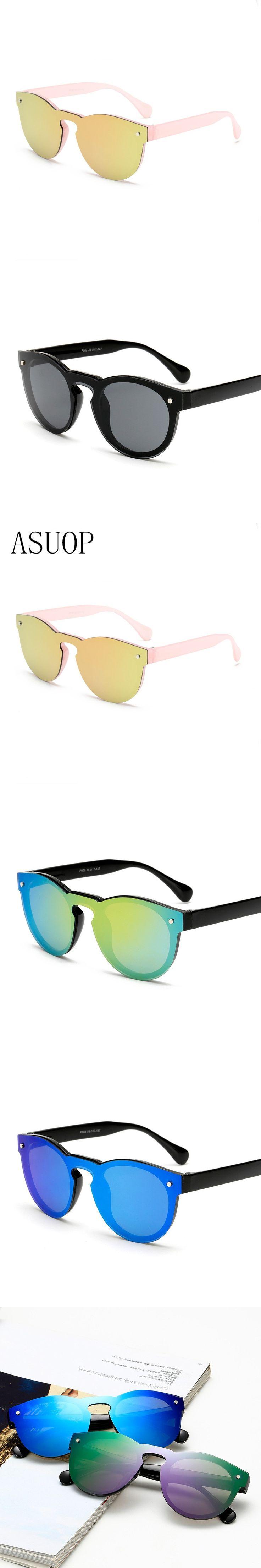 ASUOPNew Fashion Cat Eye Sunglasses Women White Frame Gradient Sun Glasses Driving Eyewear  glasses Coating Mirror oculos gafas