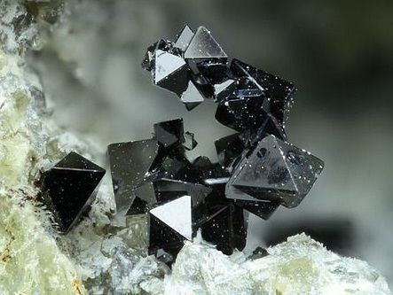 Black Spinel is a protective stone that repels negativity and grounds the user. Use Black Spinel to get rid of anger and resentment, replacing them with more effective ways of communicating. Black Spinel gives one inspiration and a better sense of empowerment, without overwhelming others.