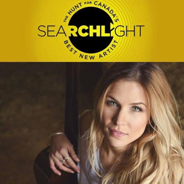 Julia Haggarty in CBC Searchlight Semi Finals: Fan Contest!