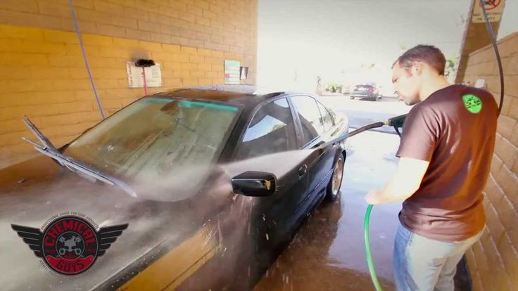 How To: Coin Operated Car Wash Tips & Tricks - Chemical Guys BMW E39 530i