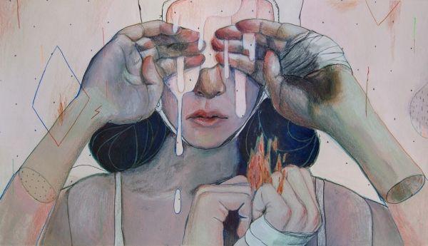 Alexandra Levasseur (b. 1982, Canada) Various Works of 2013