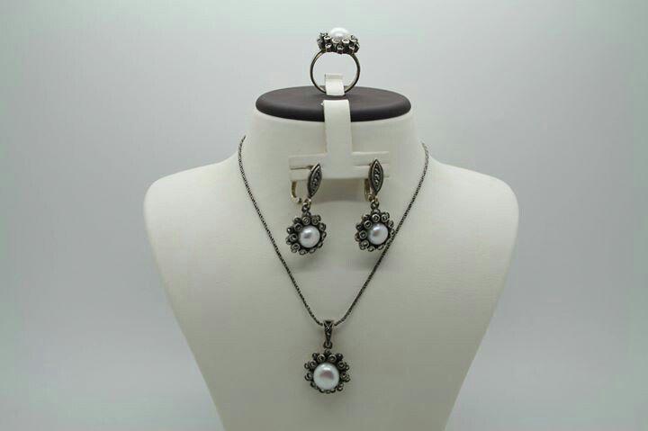 Silver set #kybele concept