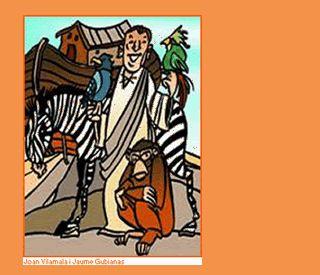 Pere Quart i l'arca de Noè