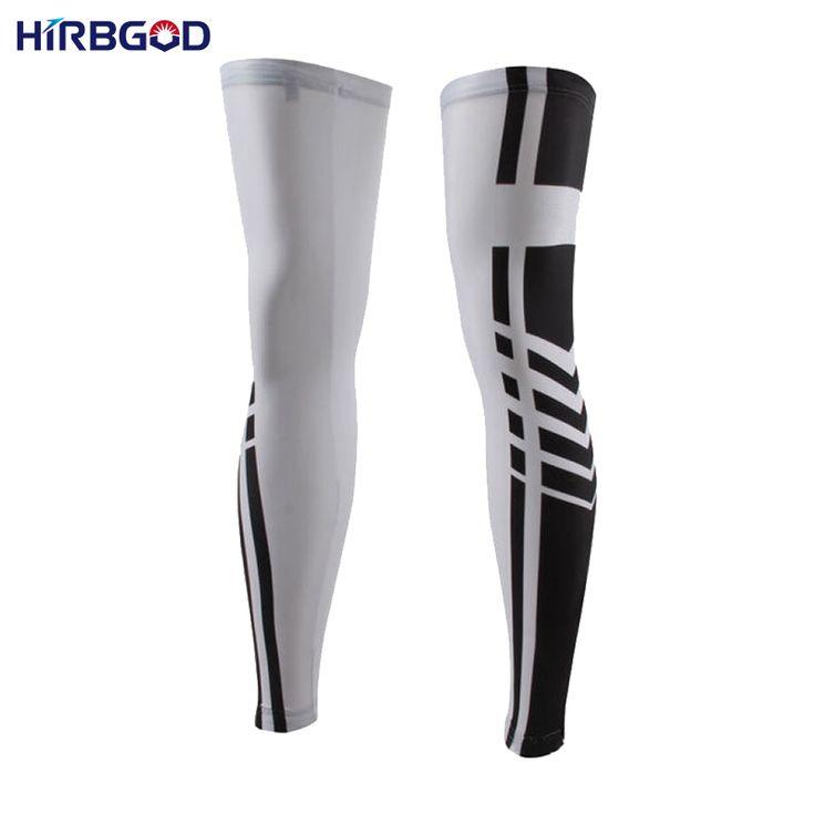 HIRBGOD Crosswalk Print Leg Warmers Cycling Compression Sleeve for Mens Womens Outdoor Sports Bike Leg Sleeve Legwarmers,PD006