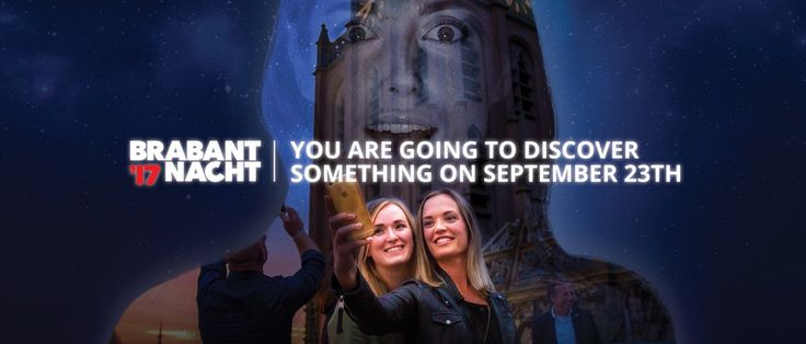 On 23 September, Brabant will be opening its doors during the most mysterious and exciting hours of the day. Discover the Brabant icons in the dark.