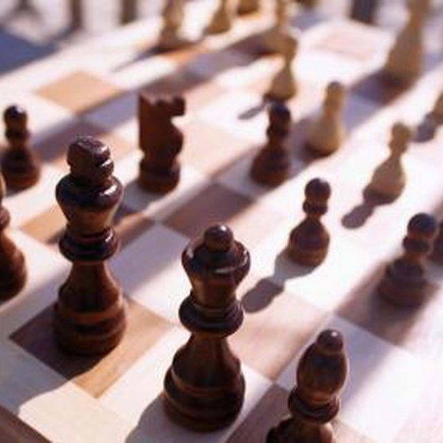 Small Chess Board Printable