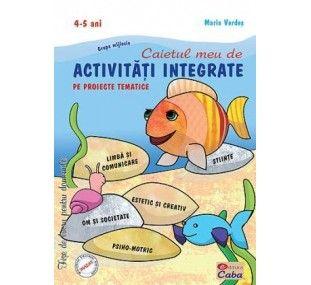 Activitati integrate pe proiecte tematice 4-5 ani