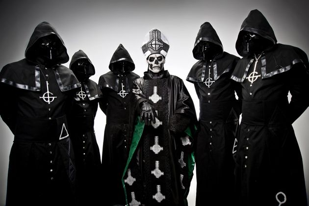Interview, A NAMELESS GHOUL FROM GHOST B.C. DISCUSSES 'IF YOU HAVE GHOST' EP, DAVE GROHL + MORE - http://loudwire.com/nameless-ghoul-ghost-b-c-if-you-have-ghost-ep-dave-grohl-more/