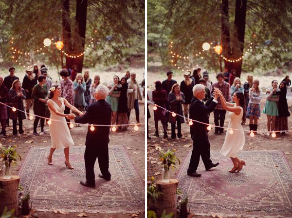 these photos remind me of a hippie wedding and I'm down for that too
