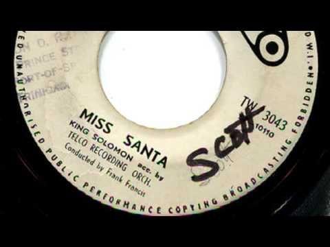 SANTA - KING SOLOMON - YouTube