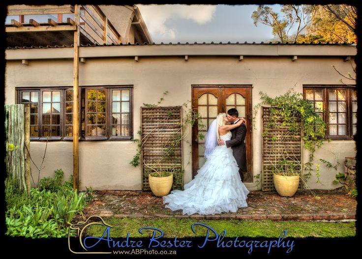 Wedding at Suikerbossie in Cape Town