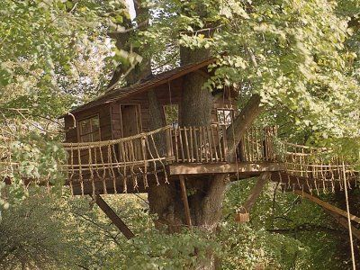 Cool Tree Houses | Amazing Treehouses around the world | Travelphant | Travel Articles ...