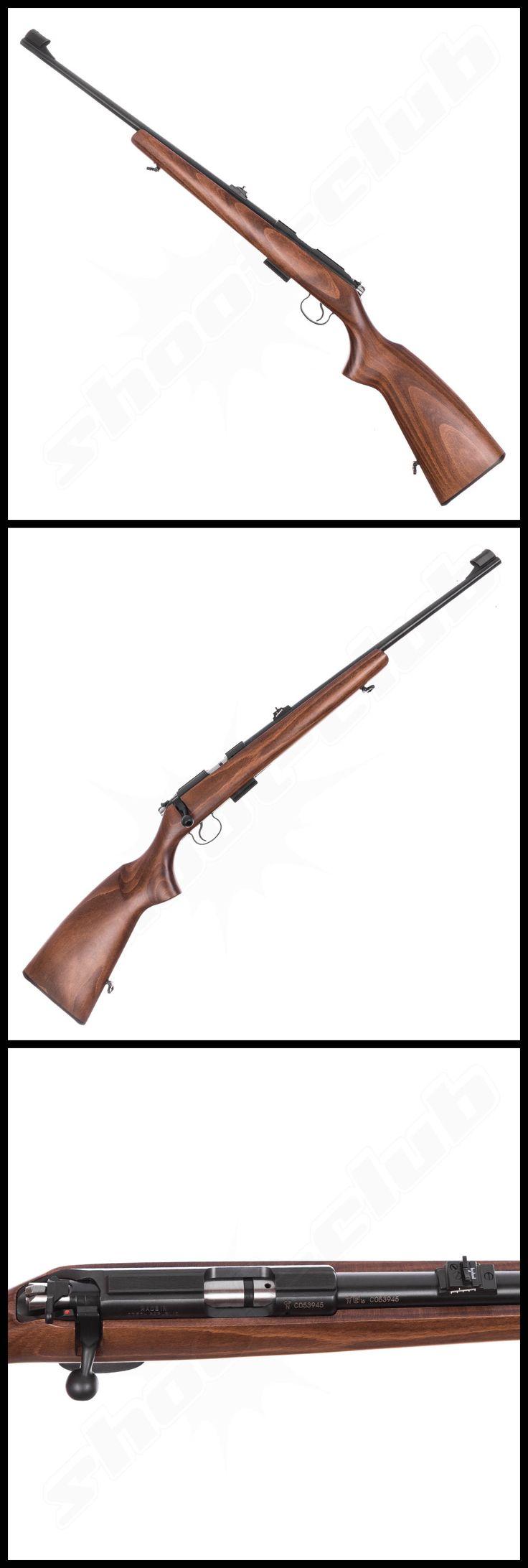 CZ 455 Standard Kaliber .22 WMR    - weitere Informationen und Produkte findet Ihr auf www.shoot-club.de -    #shootclub  #guns