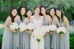 White-on-White Luxe Sunset Boulevard Hotel Wedding - Style Me Pretty
