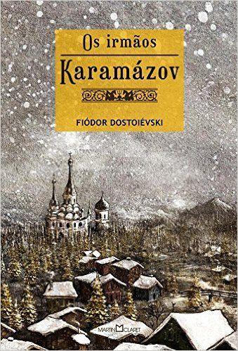 Os Irmãos Karamázov: Fiódor Dostoiévski, Herculano Villas-Boas: Amazon.com.br: Livros