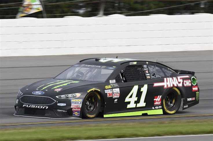 Starting Lineup for Overton's 400 Sunday, July 30, 2017 Kurt Busch will start 18th in the No. 41 Stewart-Haas Racing Ford Crew chief: Tony Gibson Spotter: Tony Raines Photo Credit: John K Harrelson NKP Photo: 18 / 38