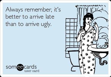 4. Je bent een kwartier te laat - 12 ongemakkelijke date-momenten die alle vrouwen herkennen  - Nieuws - Lifestyle