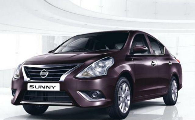 2017 Nissan Sunny launched , Car News - K4car.com