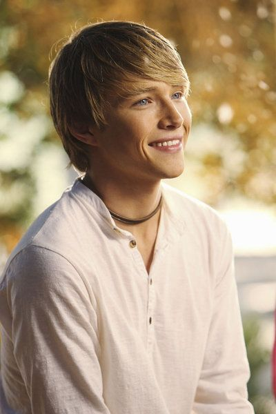 Sterling Knight & this is why I am in love with blonde hair blue eyed boys!