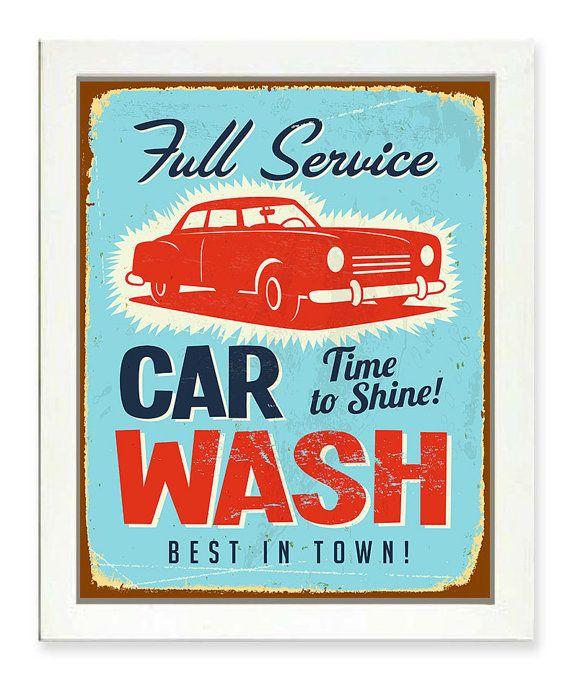 Unique Car Wash Sign Ideas On Pinterest Home Car Wash - Vinyl decals car wash