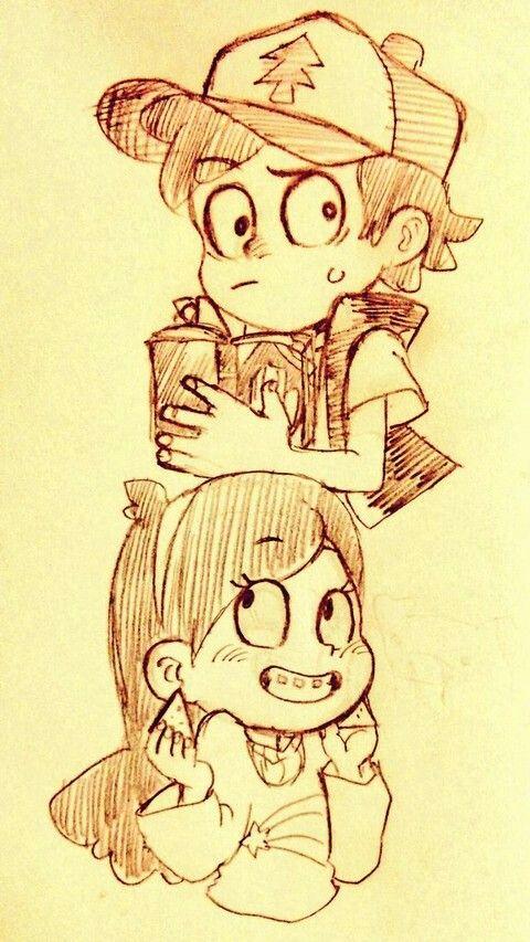 Dipper & Mabel (Gravity Falls)