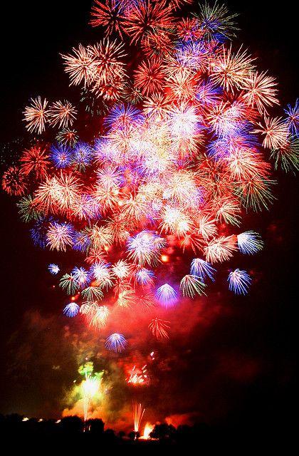 Fireworks - 花火