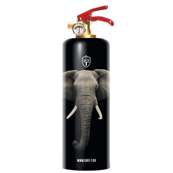 Designer Fire Extinguisher Elephant On Ahalife Fire Extinguisher Fire Extinguishers Extinguisher