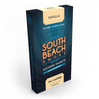Deluxe Vanilla Flavour Electronic CIgarette Refills!