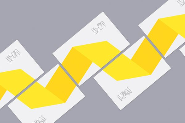 There Design  Identity Cards for ID21