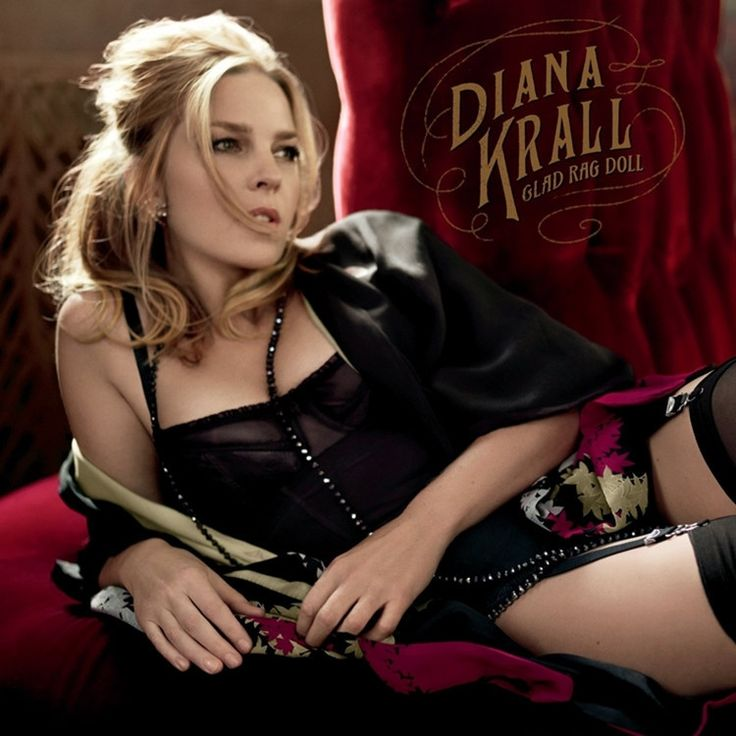 Diana Krall - Glad Rag Doll on 2LP