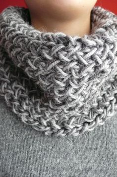 love this cowl