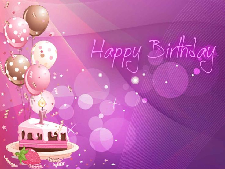 Happy Birthday Cake Gallery Wallpaper - HD Wallpapers Happy - free template birthday card