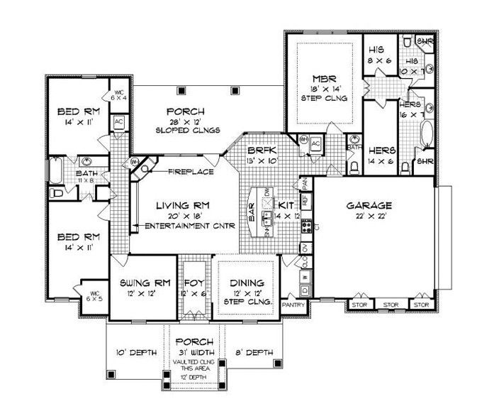 225 Best Home Plans Images On Pinterest