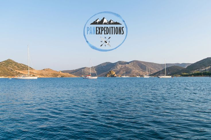 With a total of 9 kayaks, #panexpeditions offers sea kayak trips around the majestic bay of Grikos.