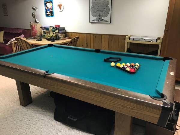 Brunswick Billiards Pooltable Used Pool Tables Pool Tables For Sale Pool Table