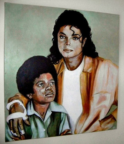 """Art with Soul - Colors - Michael Jackson """"The King of Pop"""""""