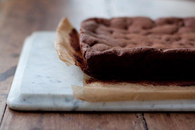 Chocolate Cherry Brownies Recipe