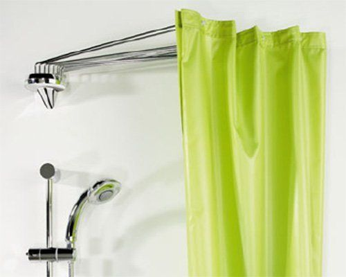 1000 id es sur le th me tringle de douche sur pinterest for Tringle pour rideau de douche