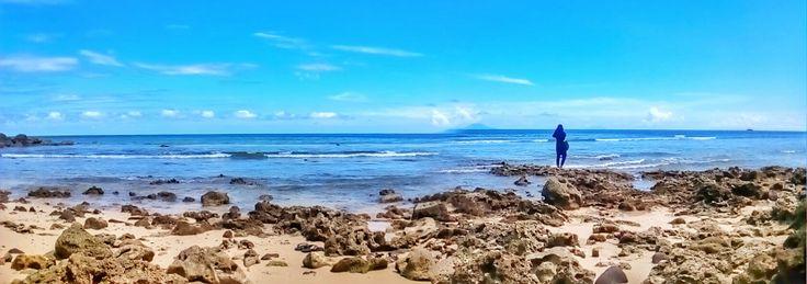 beach, tanjung lesung