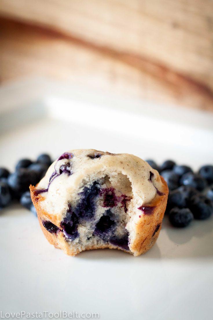 Blueberry Banana Muffins | Favorite Recipes | Pinterest