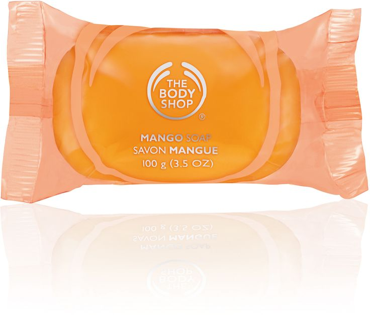 The Body Shop Mango Soap contains mango seed oil, the natural oil that gives the product its name, to help leave the skin feeling soft. It gently cleanses and cl...