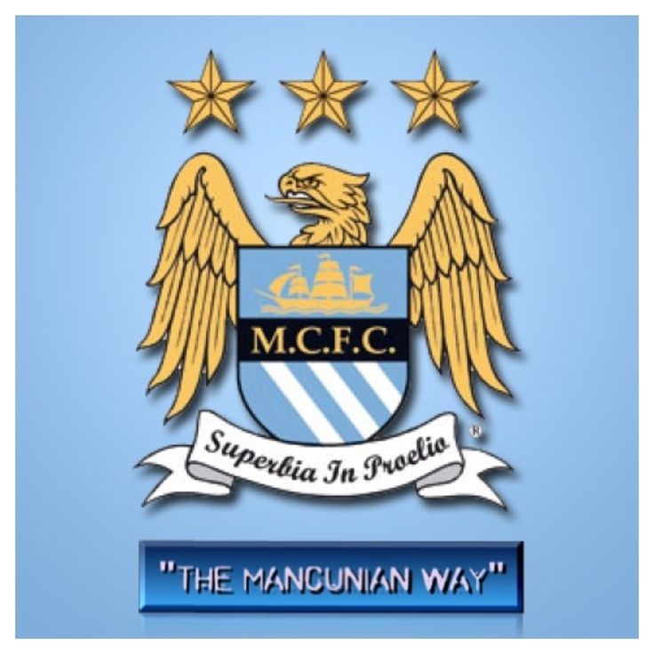 The Mancunian Way Manchester - the only football team to come from Manchester MCFC Manchester City
