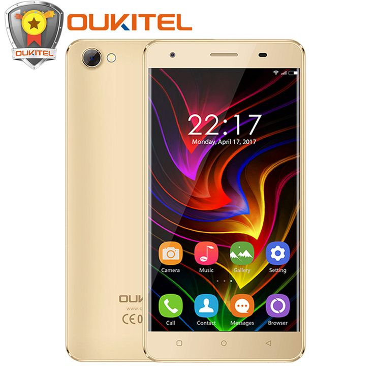 Original Oukitel C5 Smartphone 5 inches Android 7.0 RAM 2GB+ROM 16GB Telephones With 5MP Camera Quad Core Mobile Phone     Tag a friend who would love this!     FREE Shipping Worldwide     Get it here ---> https://shoppingafter.com/products/original-oukitel-c5-smartphone-5-inches-android-7-0-ram-2gbrom-16gb-telephones-with-5mp-camera-quad-core-mobile-phone/
