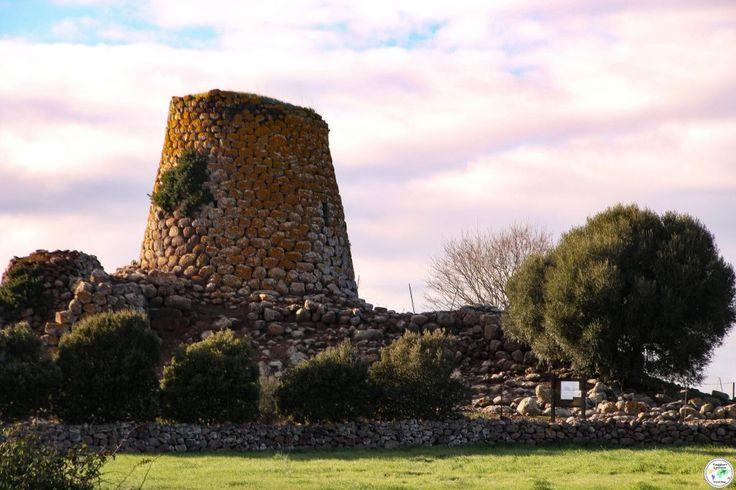 Nuraghe Nuraddeo, Suni Sardinia