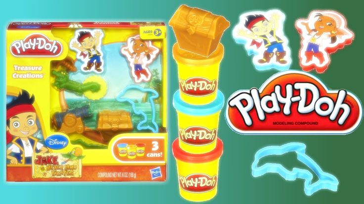 Jake and the Never Land Pirates  PlayDoh Treasure Creations Set Toy for kids Unboxing play dough From Rainbow Toys TV https://youtu.be/TN8wqcPDEWc?list=PLDogJfx3GEGLP5wPCY1no87EidOppjZva