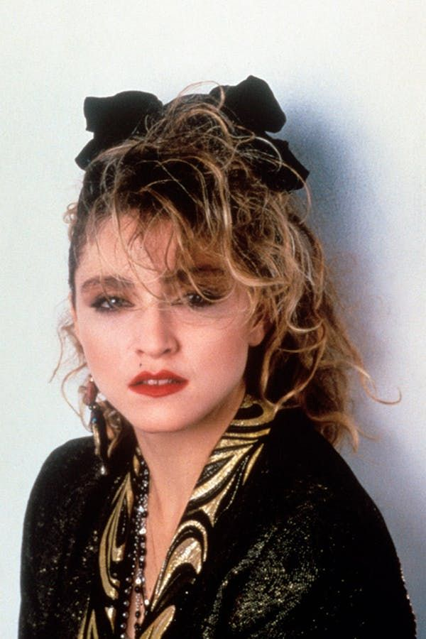 The Best And Worst Beauty Trends Of Every Decade Madonna 80s Madonna Hair Madonna