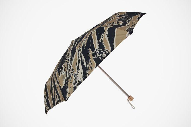 maharishi x London Undercover 2012 DPM Umbrella Collection.