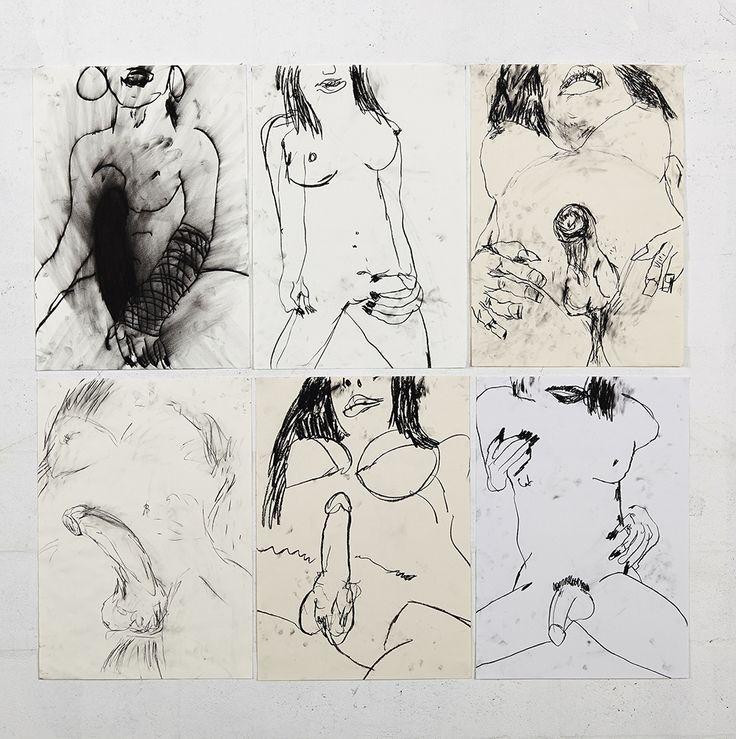 Cameron Platter, Shemale + Shemale, 2015, LUNDGREN GALLERY / MALLORCA LANDINGS RESIDENCY